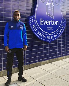 Henry Onyekuru returns to Everton, ending Loan spell at RSC Anderlecht