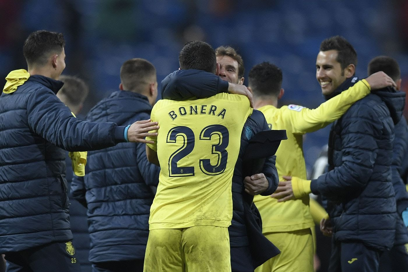 Villarreal add to Zidane's Real Madrid woes in La Liga with defeat at Bernabeu