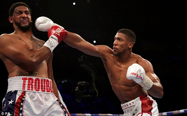 Joshua vs Parker: No human can stop me – Joshua warns Parker