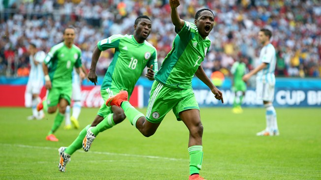 RUSSIA 2018: Nigeria setting sights on World Cup semis – Ahmed Musa