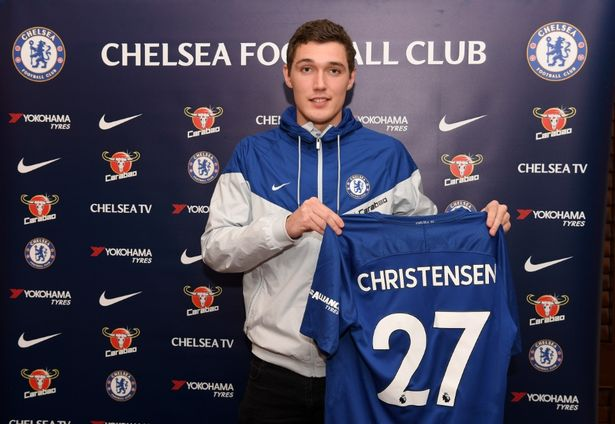 Chelsea rewards defender Christensen with a new long-term contract