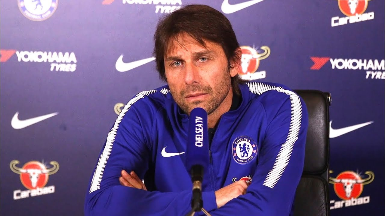 Chelsea can't compete with Manchester clubs – Conte admits