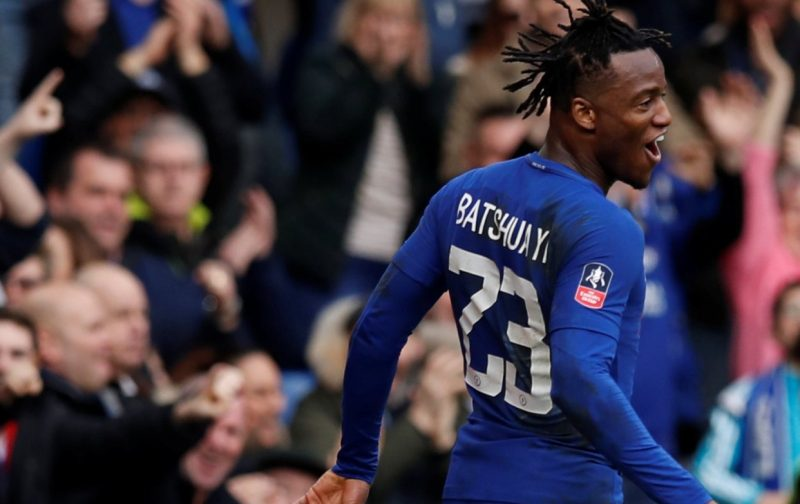 Aubameyang replacement: Dortmund agrees Batshuayi Loan deal with Chelsea