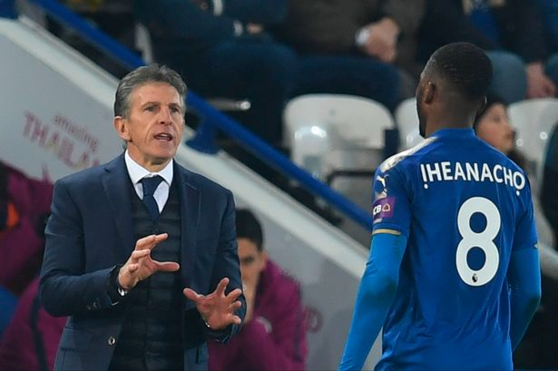 Puel Reveals Factors For Iheanacho's Resurgence