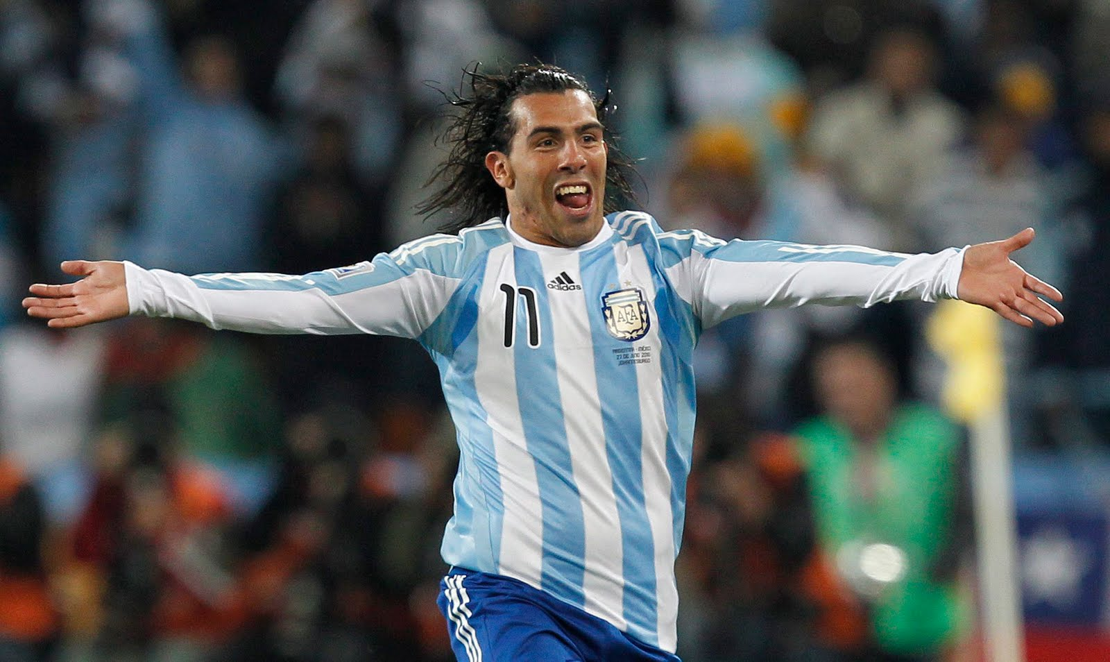 Scare for Eagles? Tevez aims to secure Argentina's World Cup spot