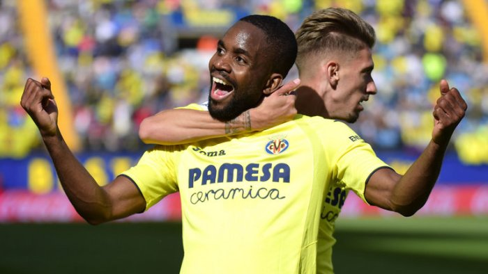 DR congo's Cedric Bakambu completes £35.5m China move from Villarreal