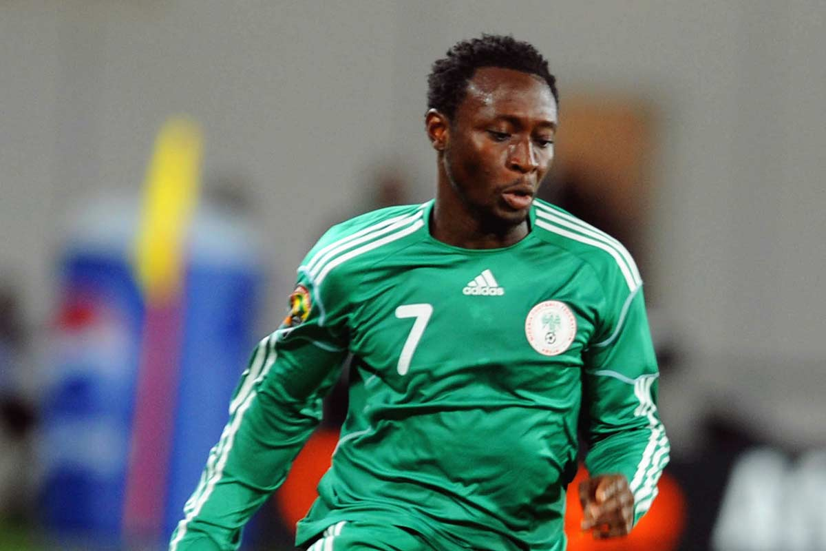 Obasi-Super Eagles