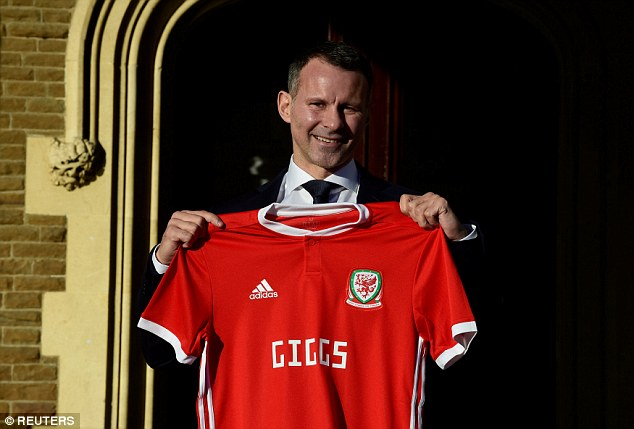 Breaking: Ryan Giggs confirmed as Wales Manager