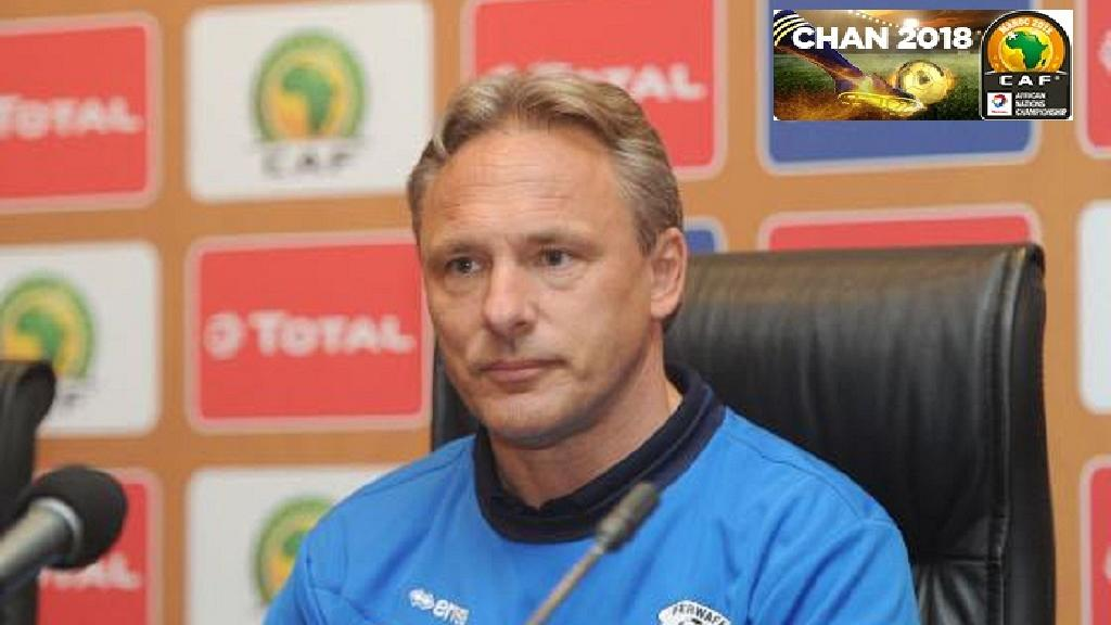 CHAN 2018: Rwanda's Coach Antoine Hey resigns after first-round exit