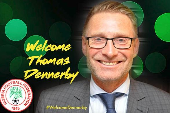 OFFICIAL: NFF unveils new Super Falcons Coach Thomas Dennerby