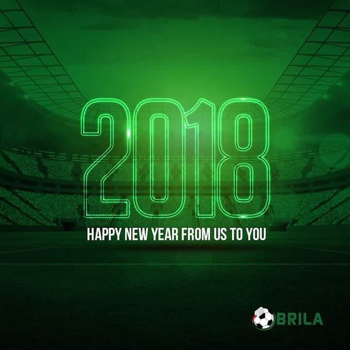 Happy New year 2018 – Brila Media