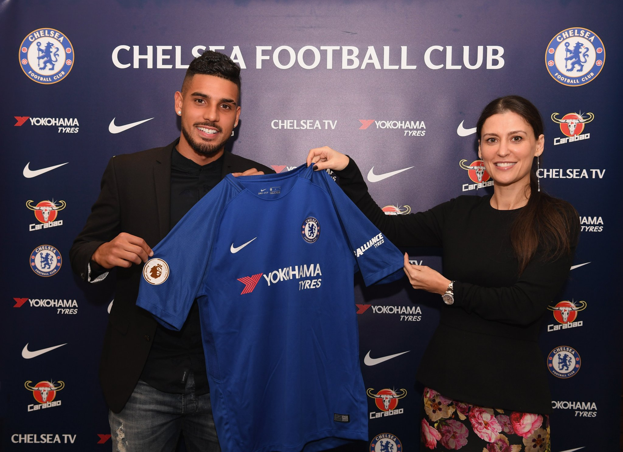 BREAKING: Chelsea completes £25m signing of AS Roma's Emerson Palmieri