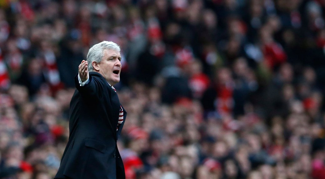 Stoke City fires Hughes after FA Cup defeat to fourth tier Coventry