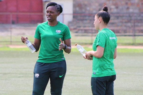 U-20 WWC Qualifier: We will get World Cup ticket ahead of Falconets – Khumalo brags