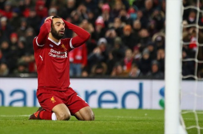 Klopp confirms Egyptian winger Salah will miss Merseyside derby