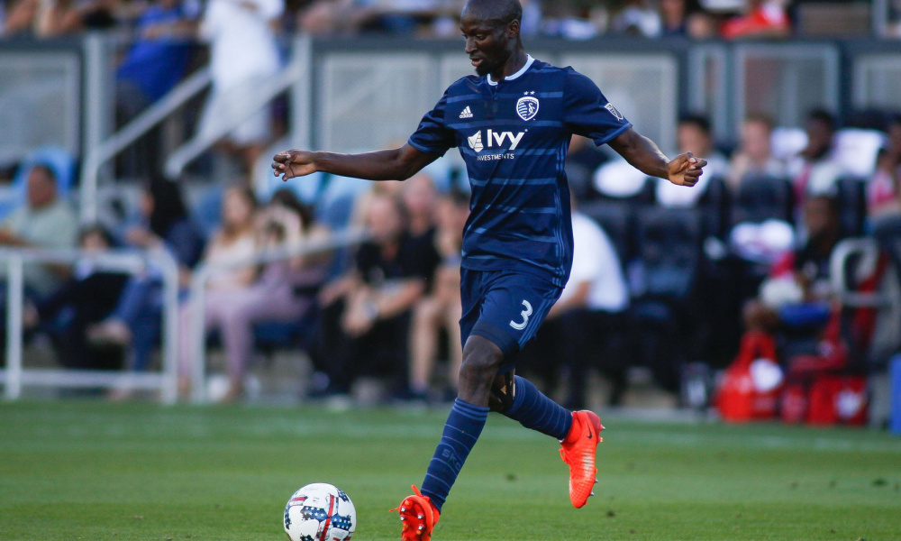 Nigeria losses out as Ike Opara gets first USA National team Call-up