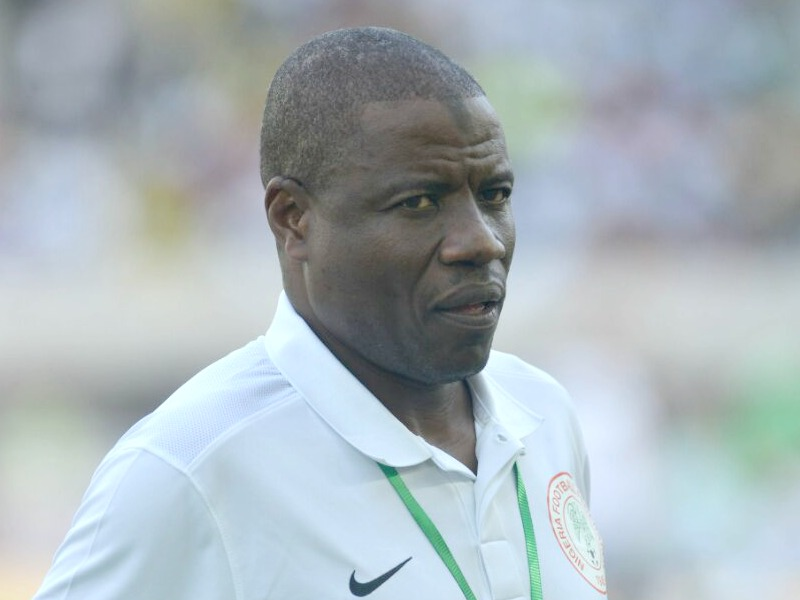 Super Eagles coach Salisu Yusuf banned from all football activities