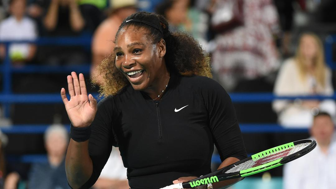 Serena Williams expresses delight at watching Nigeria's women bobsled Team