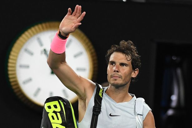 BREAKING: Rafael Nadal retires from Australian Open due to Injury