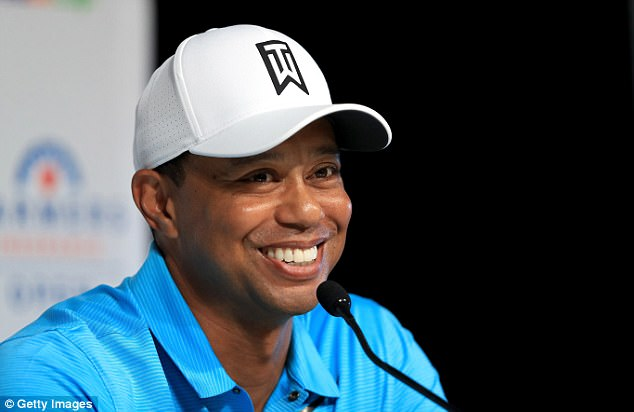 TIGER WOODS TO SET THE BAR HIGHER IN 2019