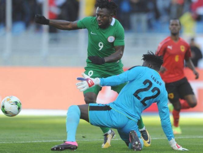 CHAN 2018: Okpotu delighted to score again, hails Coach Salisu Yusuf