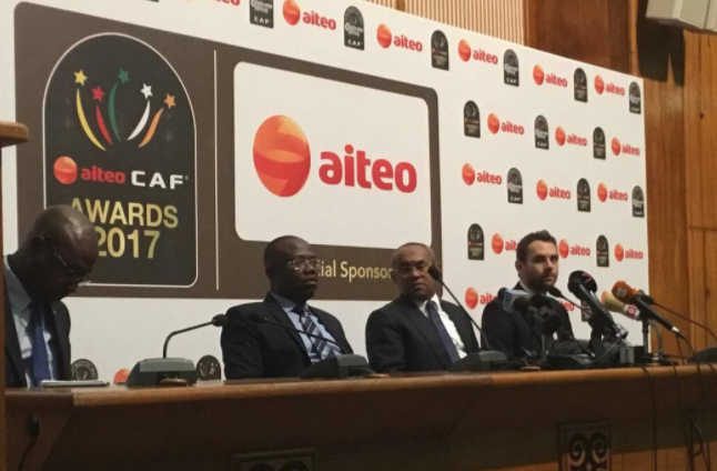 CAF Boss Ahmad scraps Award for Africa based Players