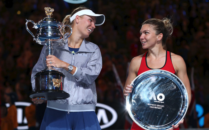 Wozniacki Makes History In Australia with Grand slam Victory