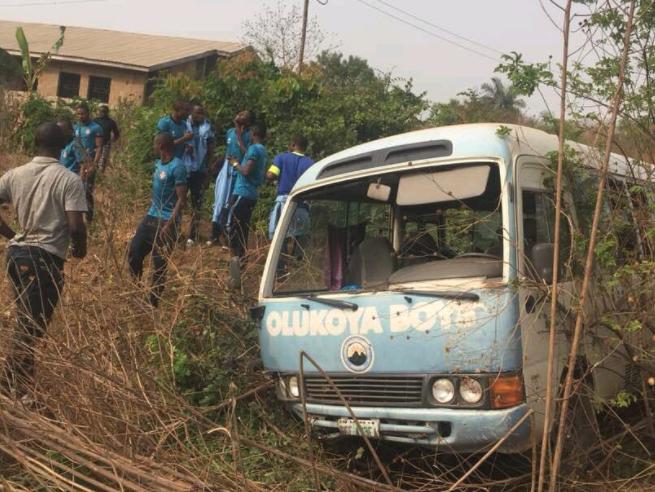 No Lives Lost in MFM FC Team Bus Crash