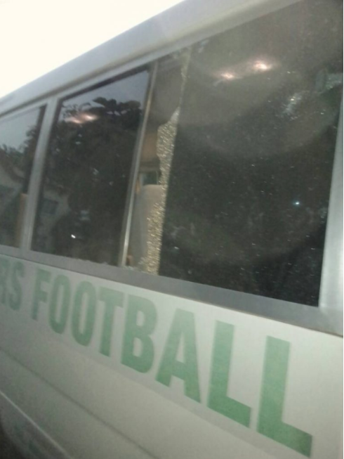 Pillars Reports Attack On Team Bus By El Kanemi Fans