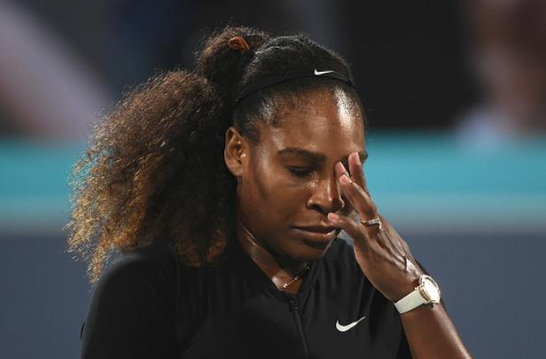 Read Serena Williams's Full Statement on Australian Open Withdrawal