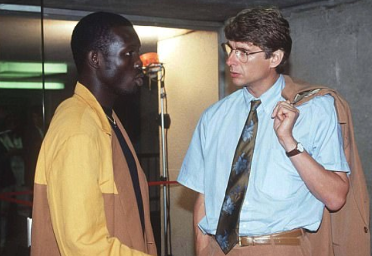 Wenger Invited to George Weah's Presidential Inauguration