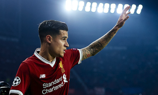Report: Barcelona, Liverpool agree €160m deal for Coutinho
