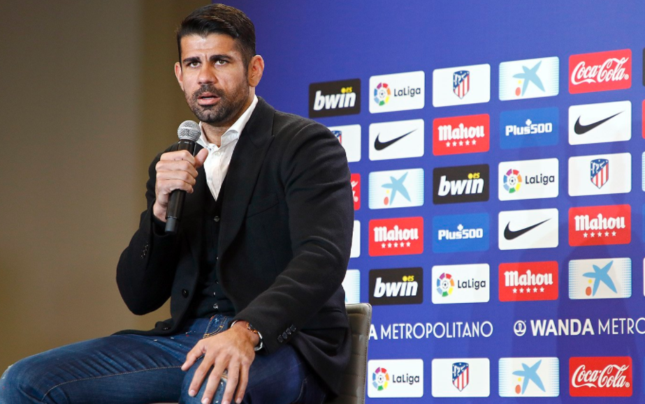 I am tired of training, I want to play – Diego Costa