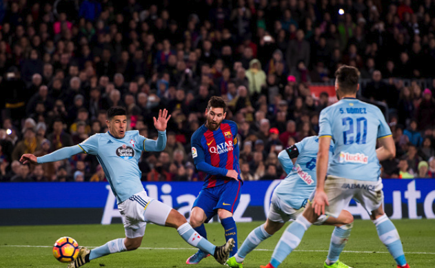 Magical Messi delivers Again
