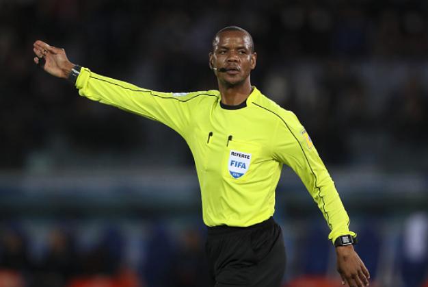 Zambian Ref for Morocco vs Mauritania CHAN Opener
