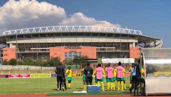 Nigeria Stun South Africa in World Cup Qualifier