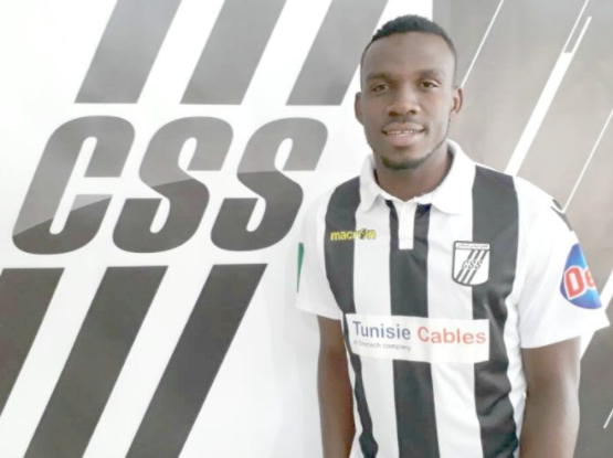 Signed, Sealed and Delivered! Eduwo becomes CS Sfaxien Player