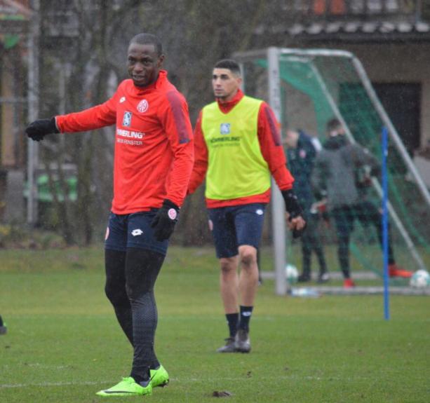 Balogun, Ujah Racially Abused during Bundesliga Match