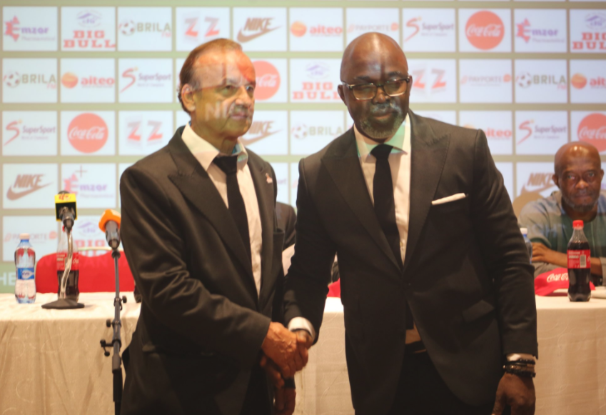 Gernot Rohr's new deal is Logical – Dr. Larry Izamoje