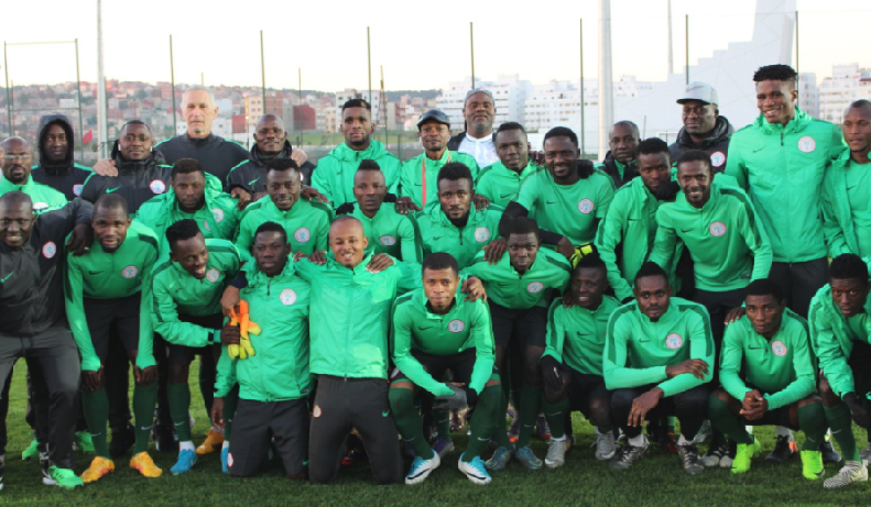 CHAN 2018: Eagles Confident ahead of crunch Libya match
