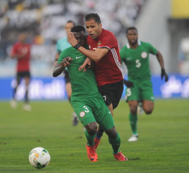 """Equatorial Guinea Coach vows to """"Play Hard"""" Against Nigeria"""
