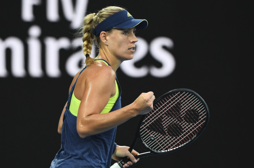 Angelique Kerber Swats aside Sharapova, Records 12th straight win