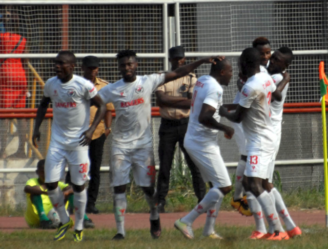 Oriental Derby win over Enyimba excites Itoya