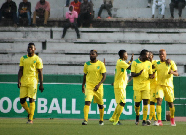 Abia Warriors 1-0 Plateau Utd: Champs Cut down to Size