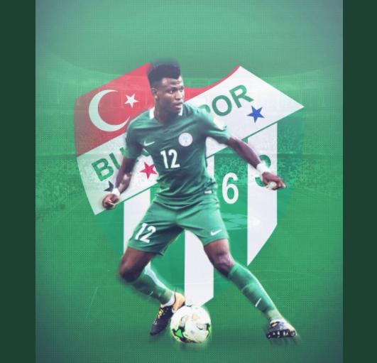 Turkish Appeal! Shehu Abdullahi Joins Bursaspor