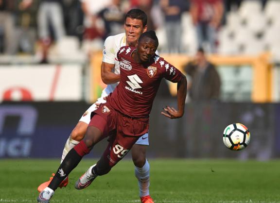 Sadiq Umar Off To NAC Breda