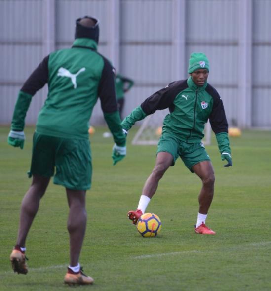 Shehu Abdullahi Happy With Bursaspor Transfer