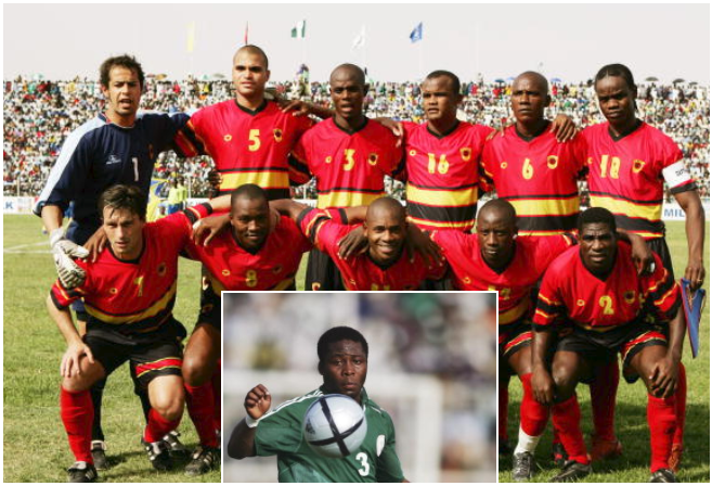 More than Football! Nigeria vs Angola is WAR – Udeze