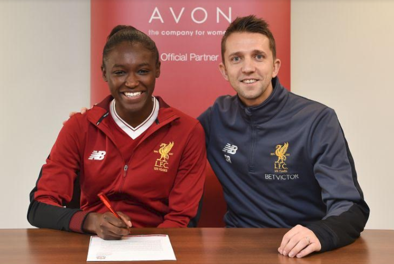 Liverpool Sign Rinsola Babajide From Watford