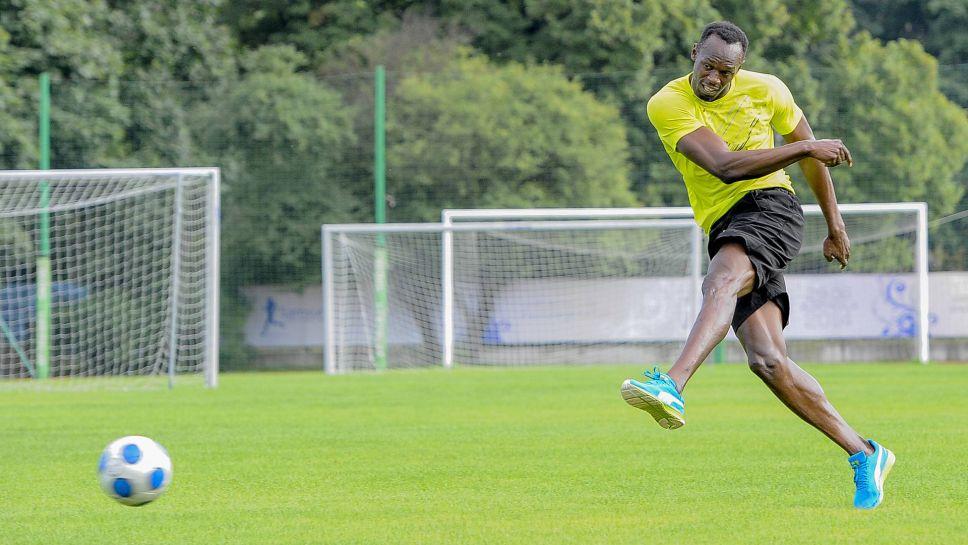 Transfer talk: Usain Bolt confirms Borrusia Dortmund's trial